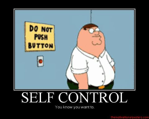 Self-Regulation [self-control]: Regulating what one feels and does ...